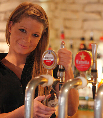 Bar jobs at The Fox & Hounds