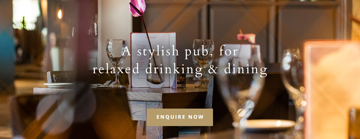 Welcome to The Fox & Hounds